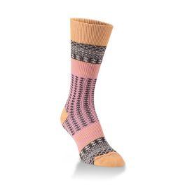 World's Softest Candy Crew Socks - Bloom