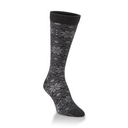 World's Softest Snowfall Crew Socks - Harvest Moon