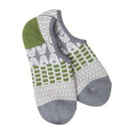World's Softest Weekend Gallery Footsie Socks - Earthy