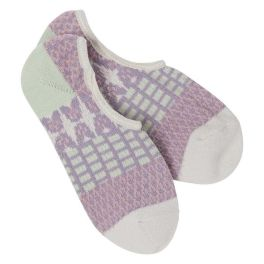 World's softest Weekend Gallery Footsie Socks - Rainy Day