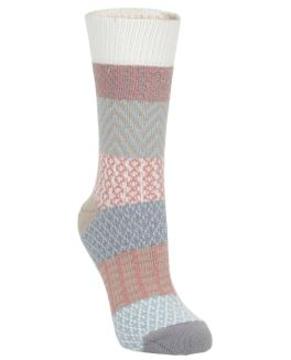 World's Softest Gallery Crew Socks - Rachael