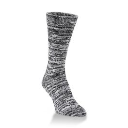 World's Softest Slub Light Crew Socks - Harvest Moon