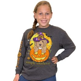 Simply Southern Hocus Pocus Long Sleeve T-Shirt - YOUTH