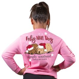 Simply Southern Feliz Long Sleeve T-Shirt - YOUTH
