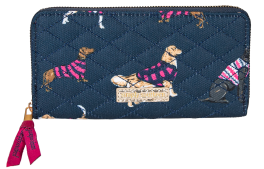 Simply Southern Phone Wallet With Wristlet Strap - Dog