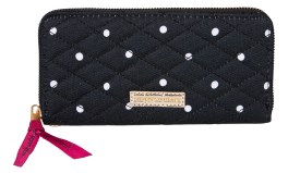 Simply Southern Phone Wallet With Wristlet Strap - Dots