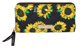 Simply Southern Phone Wallet With Wristlet Strap - Sunflower