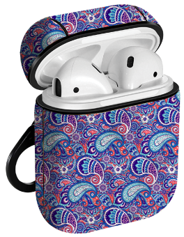 Simply Southern Airpod Case - Paisley