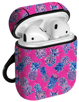 Simply Southern Airpod Case - Pineapple