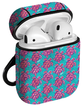 Simply Southern Airpod Case - Turtles