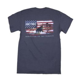 Heybo Patriotic Ava Short Sleeve T-Shirt