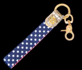 Simply Southern Key Fob - USA