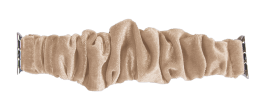 Simply Southern Scrunchie Watch Band - Beige