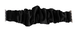 Simply Southern Scrunchie Watch Band - Black