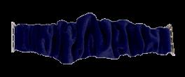 Simply Southern Scrunchie Watch Band - Dark Blue