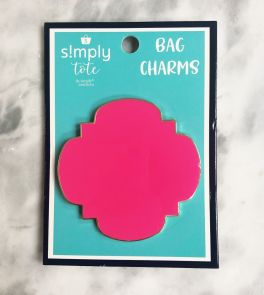 Simply Southern Simply Tote Charm - Pink