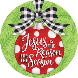 Jesus Ornament Stepping Stone