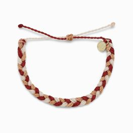 Puravida Fireside Feels Braided Bracelet