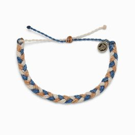 Puravida Happy Trails Braided Bracelet