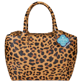 Simply Southern Large Simply Tote Insert - Leopard