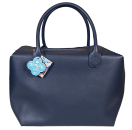 Simply Southern Large Simply Tote Insert - Navy