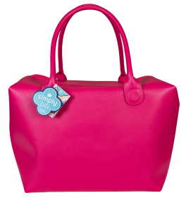 Simply Southern Large Simply Tote Insert - Pink