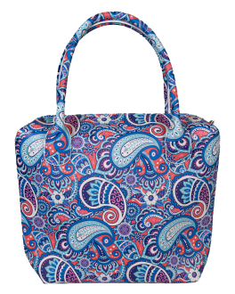 Simply Southern Small Simply Tote Insert - Paisley