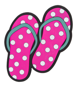 Simply Southern Simply Tote Charm - Flip-Flop