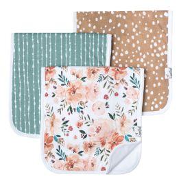 Premium Burp Cloth Set - Autumn