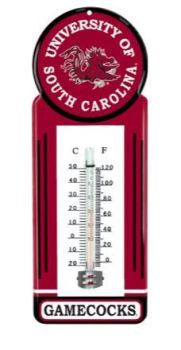 University of South Carolina Thermometer