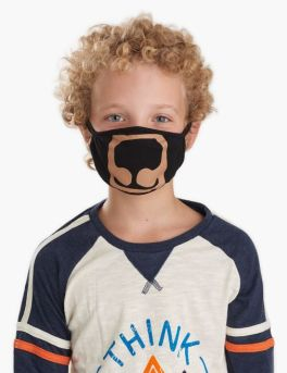 Youth Face Mask - Bear