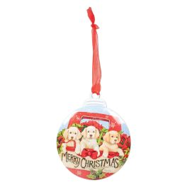 Puppies Ornament
