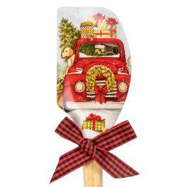 Christmas Truck Spatula