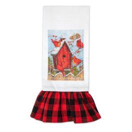 Cardinal House Tea Towel