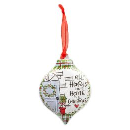 All Hearts Personalizable Ornament