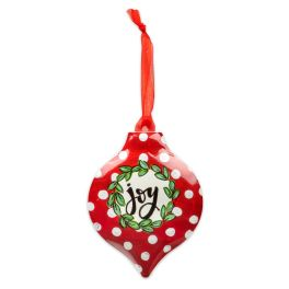 Joy Personalizable Ornament