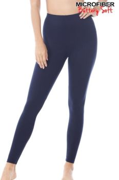 On The Run Leggings - Navy