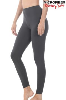 On The Run Leggings - Grey