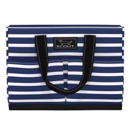 Scout Uptown Girl Tote - Nantucket Navy