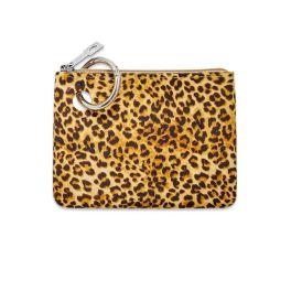 O-Venture Mini Silicone Pouch - Cheetah