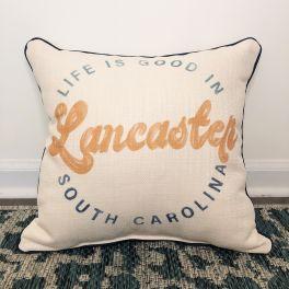 Life Is Good Pillow