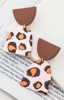 Wild Dreamer Earrings - Leopard