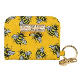 Simply Southern ID Wallet Keychain - Bee