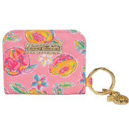 Simply Southern ID Wallet Keychain - Peachy