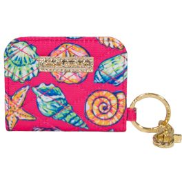 Simply Southern ID Wallet Keychain - Shell