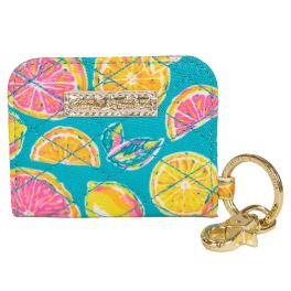 Simply Southern ID Wallet Keychain - Zest