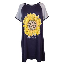 Simply Southern Sunflower Nightgown