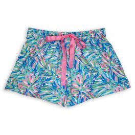Simply Southern Lounge Shorts - Abstract