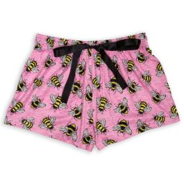 Simply Southern Lounge Shorts - Bee