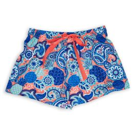 Simply Southern Lounge Shorts - Paisley